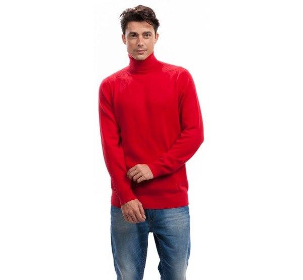 買多彩時尚的羊絨男士毛衣!