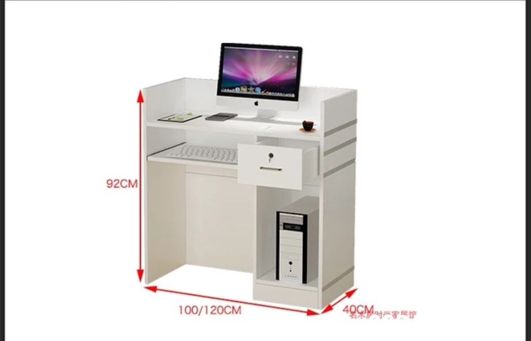 A R 92CM 40C 100/120CM  Product,Computer desk,Furniture,Desk,Technology