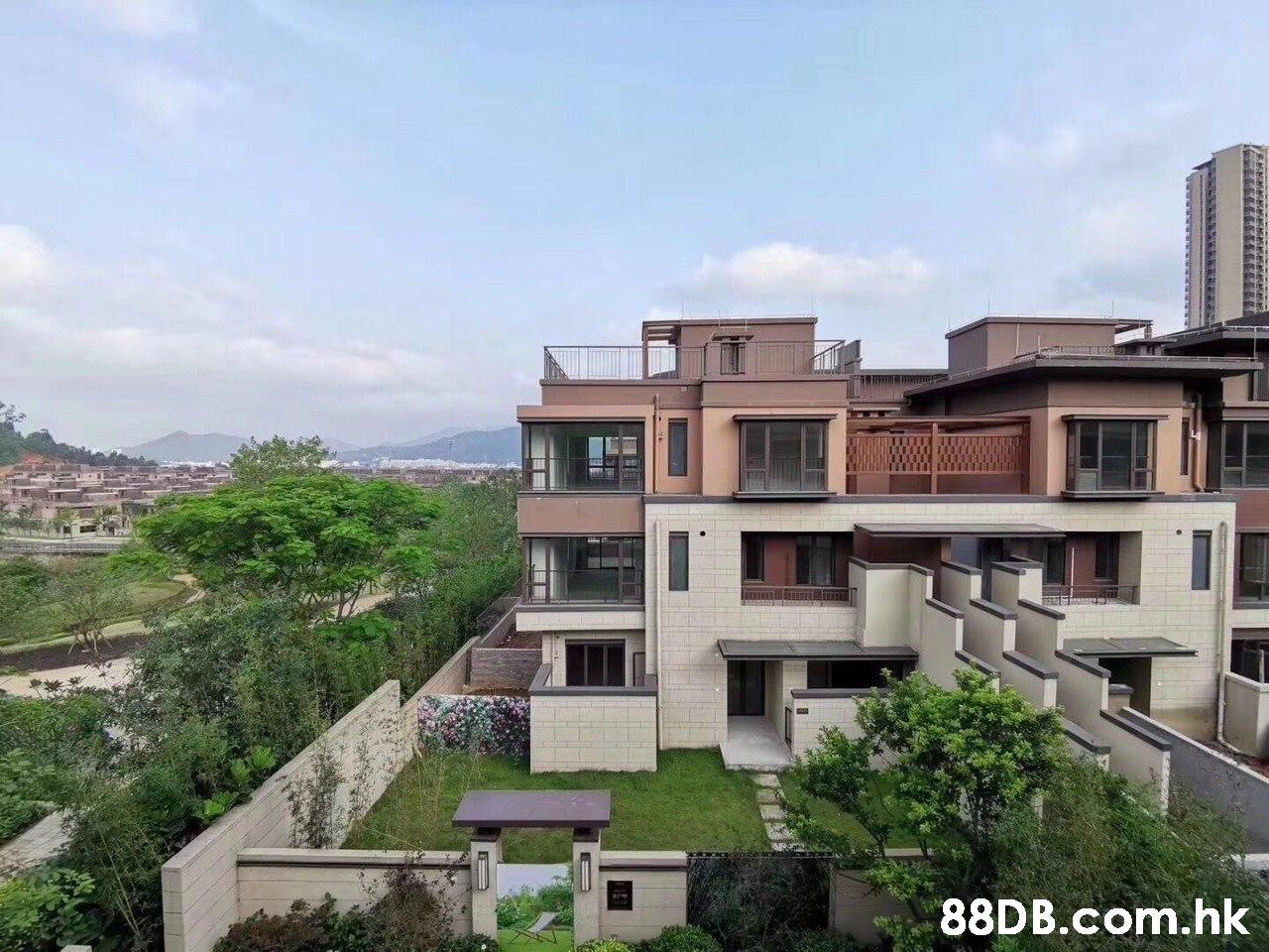 .hk  Residential area,Property,Building,Neighbourhood,Apartment