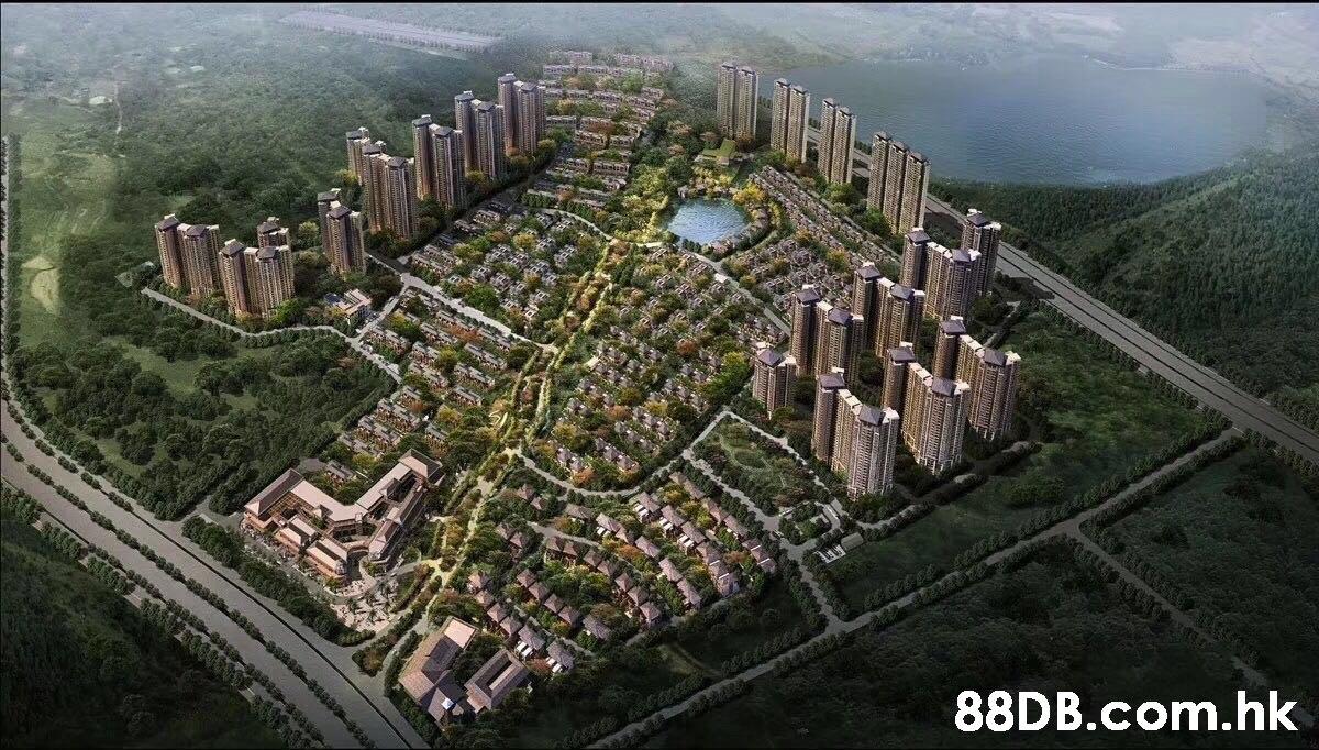 sasa-4aaa .hk  Bird's-eye view,Aerial photography,Metropolitan area,Urban design,Residential area
