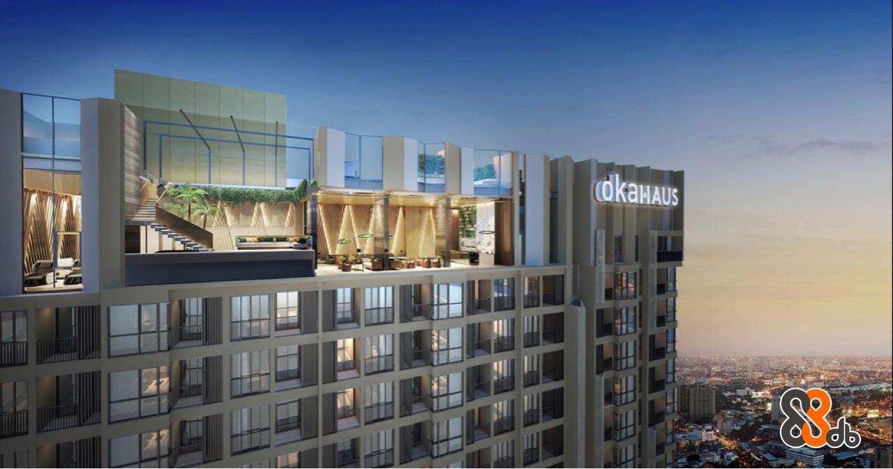 dkaHAUS  Architecture,Property,Building,Mixed-use,Condominium