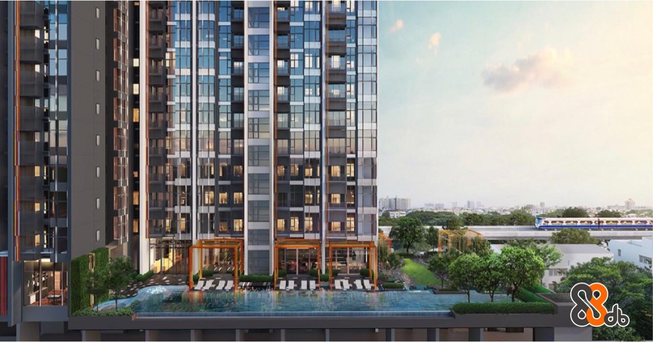 Building,Condominium,Metropolitan area,Property,Mixed-use