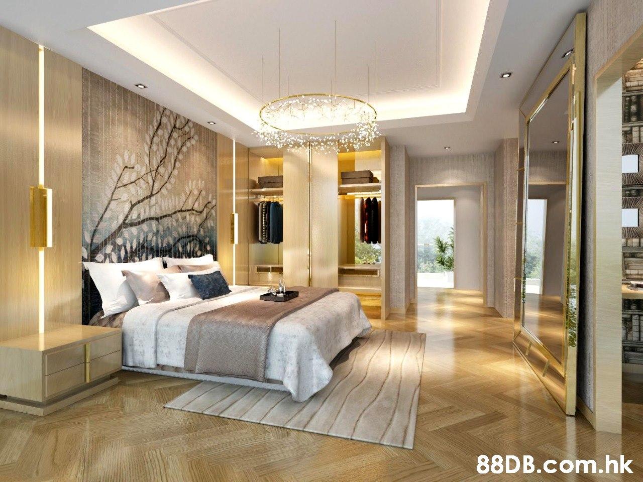 .hk  Room,Interior design,Bedroom,Property,Furniture
