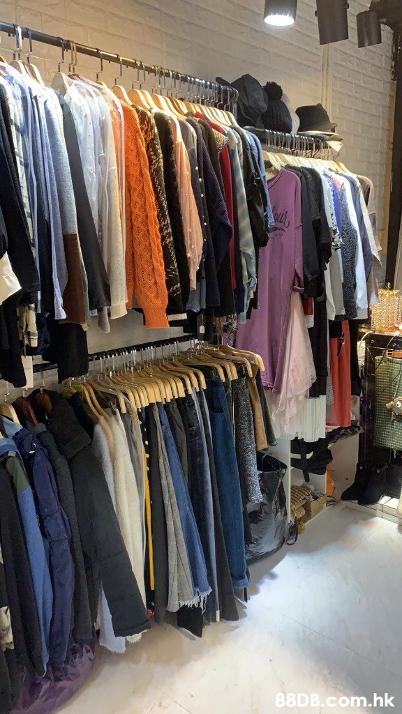 .hk  Boutique,Room,Clothing,Closet,Clothes hanger