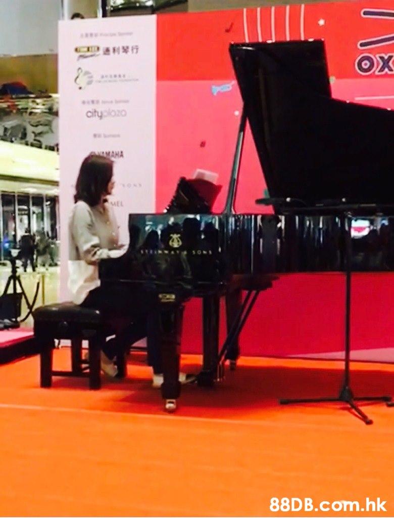 OX city ploza AMAHA MEL 88D B.com.hk  Pianist,Piano,Musical instrument,Musician,Recital