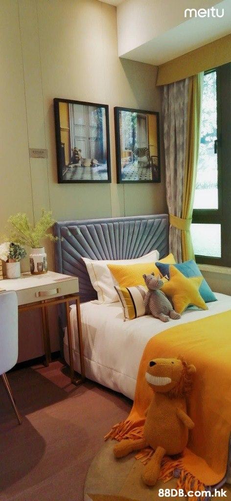 meitu .hk  Room,Furniture,Bedroom,Interior design,Property