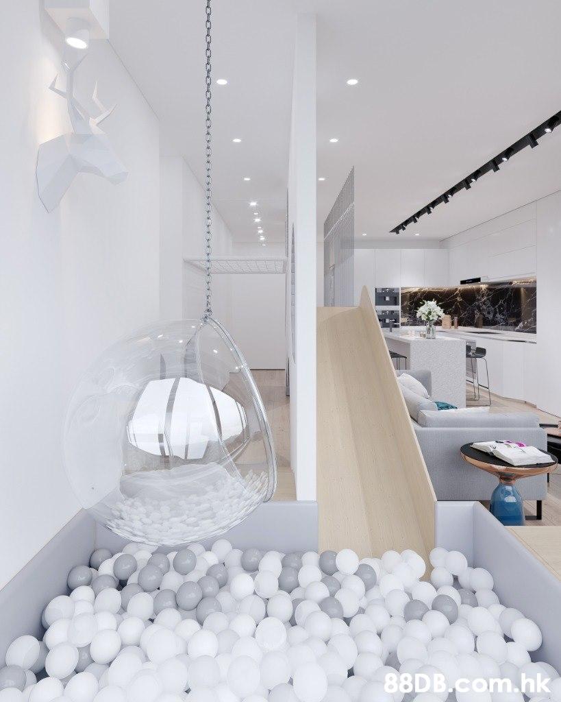 .hk  White,Interior design,Room,Furniture,Design