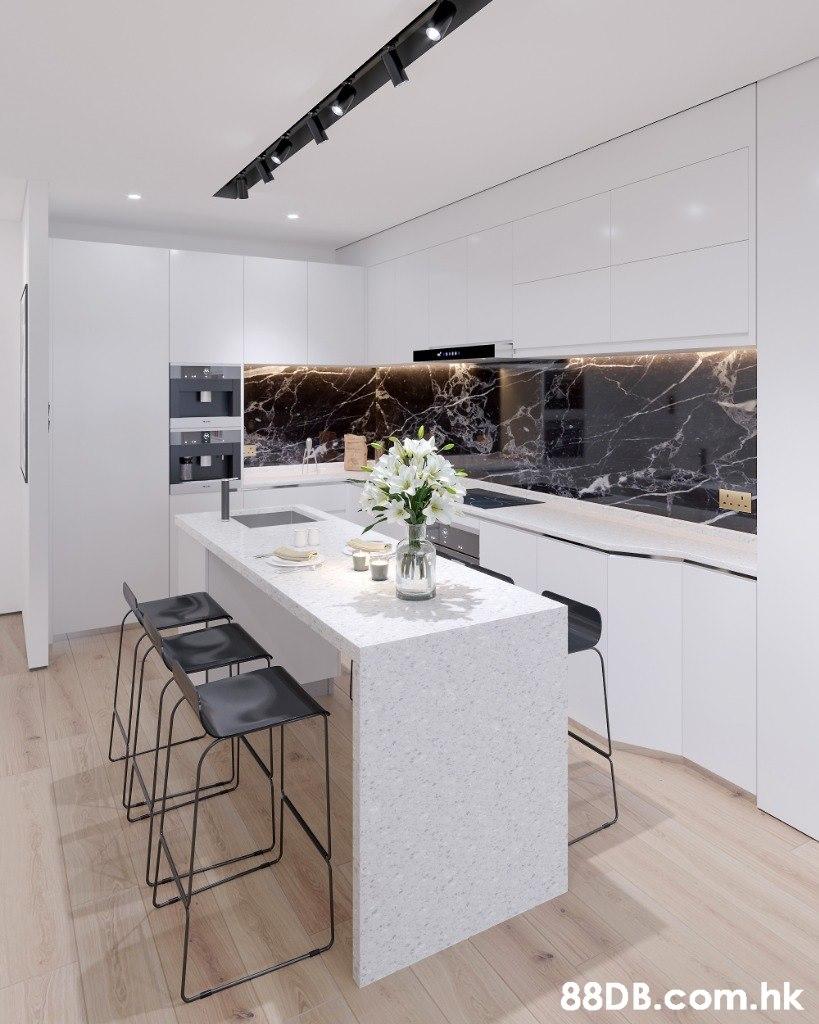 .hk  White,Room,Countertop,Furniture,Interior design