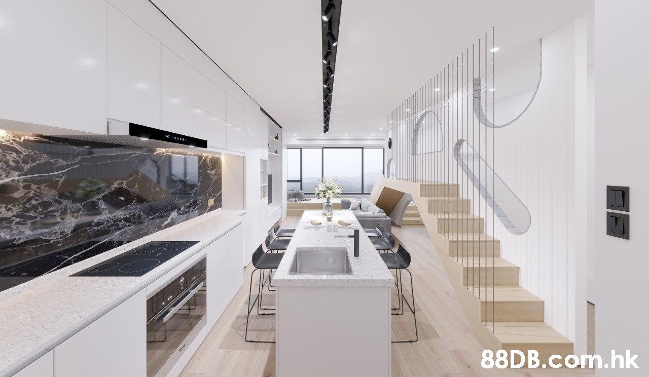 .hk  White,Interior design,Room,Property,Building