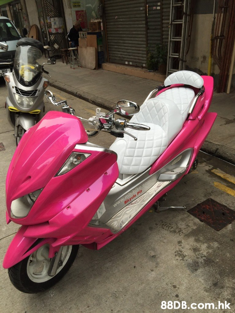 MH www.mb-bike.com Bicycle Pit A .hk  Pink,Vehicle,Scooter,Red,Motor vehicle