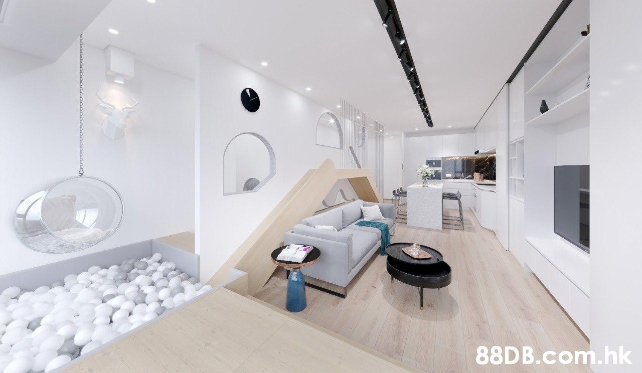 .hk  White,Room,Interior design,Property,Ceiling