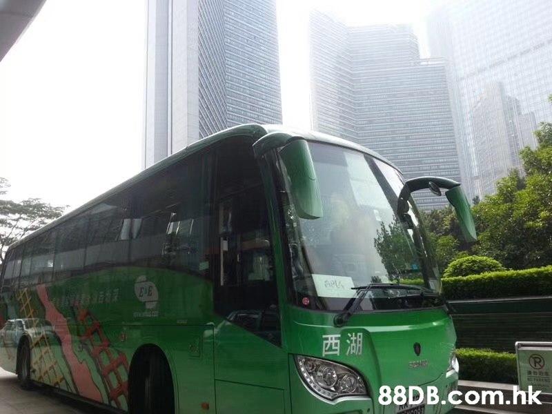 西湖 .hk WCOR  Land vehicle,Vehicle,Transport,Mode of transport,Bus
