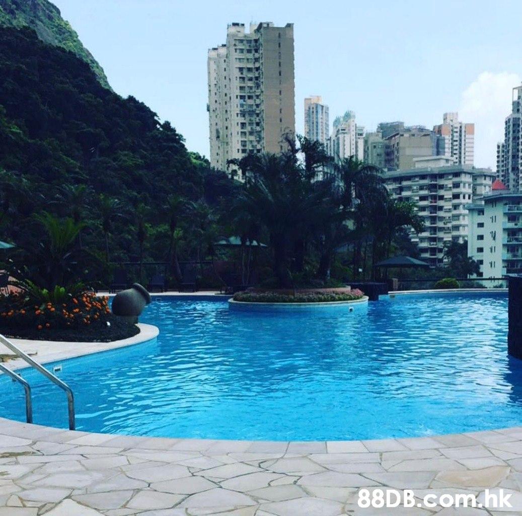 .hk  Swimming pool,Property,Condominium,Human settlement,Building