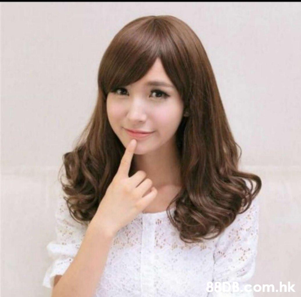 .hk  Hair,Hairstyle,Long hair,Forehead,Bangs