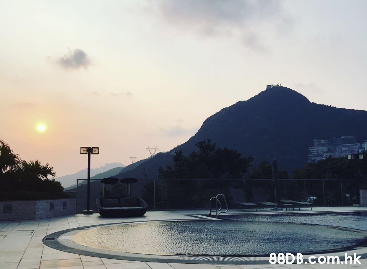 .hk  Sky,Cloud,Mountain,Mountainous landforms,Morning