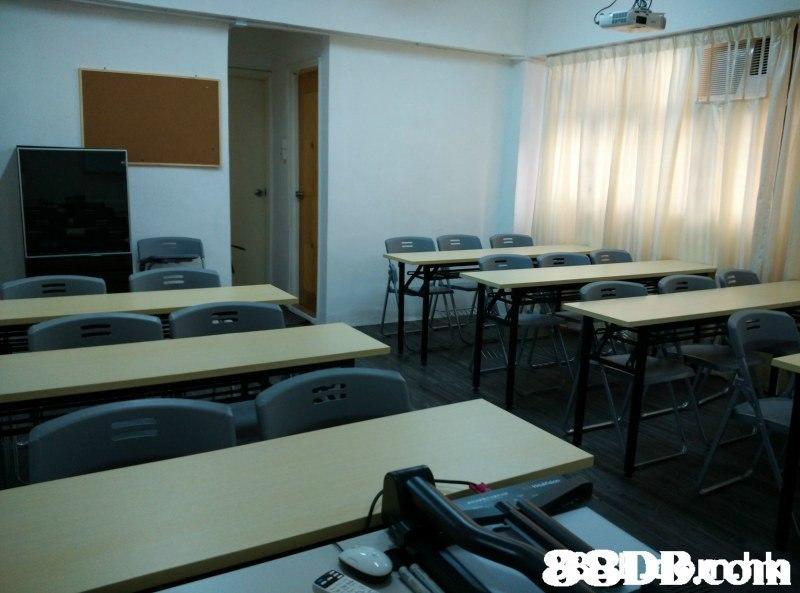 wande 88DBnoh  Room,Property,Building,Furniture,Classroom