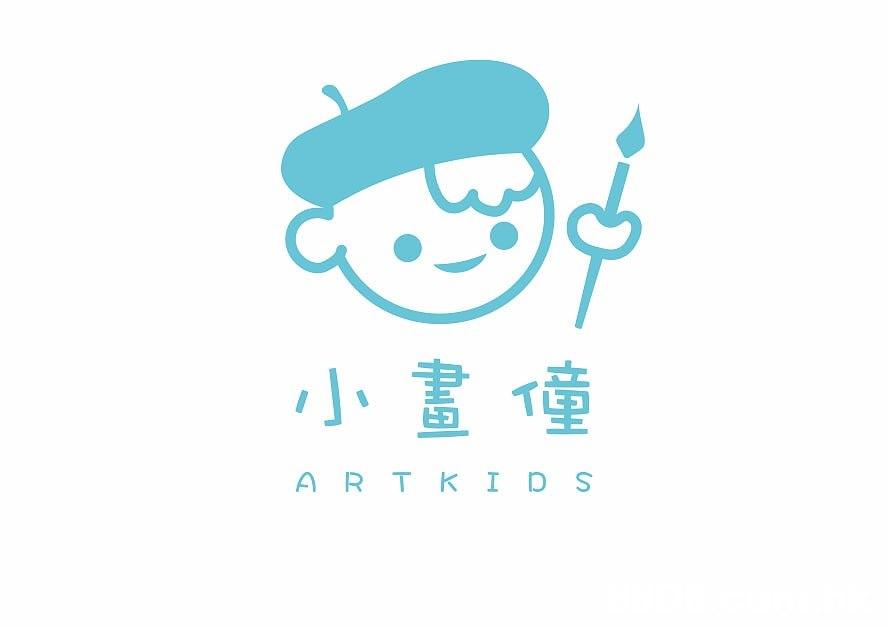 小畫值 ARTKI D S  Logo,Text,Turquoise,Font,Design