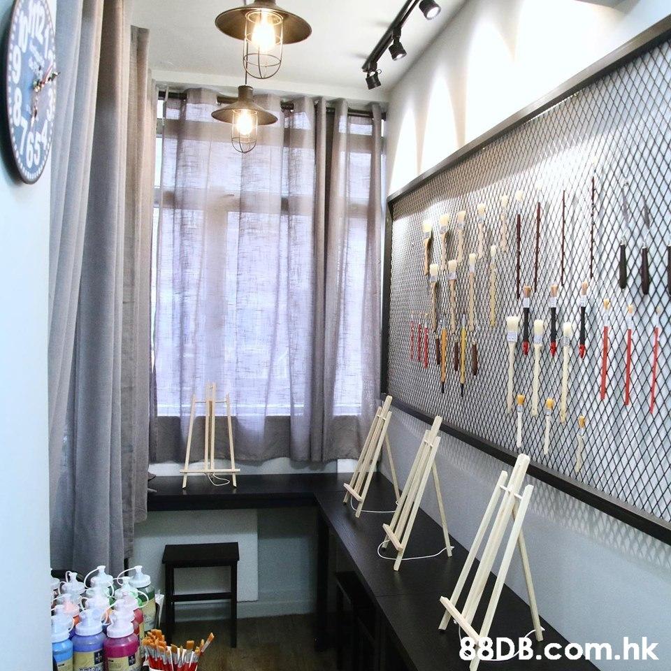 .hk  Ceiling,Room,Interior design,Curtain,Building