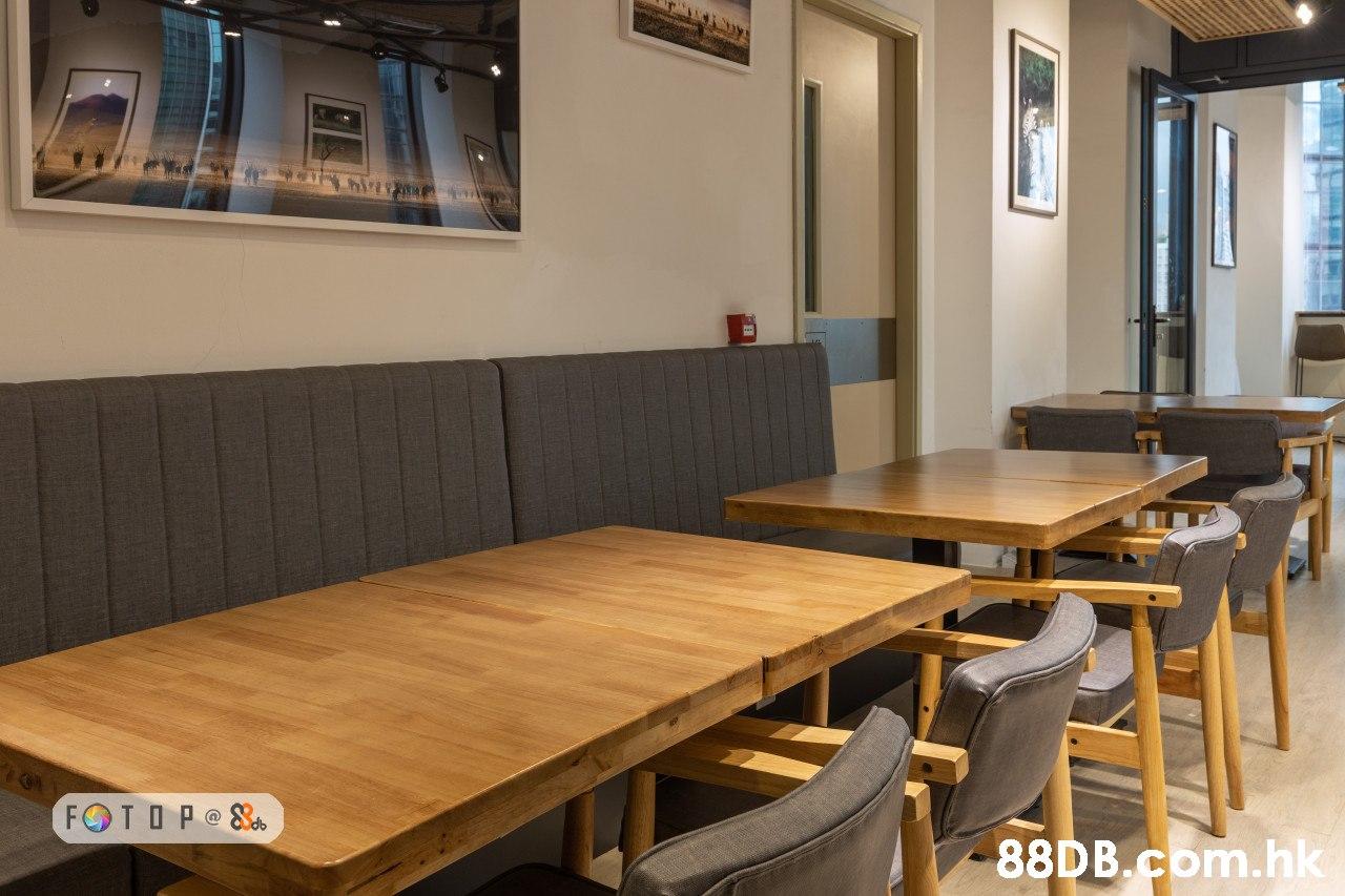 FOTOP@ 8 .hk  Property,Room,Building,Table,Restaurant