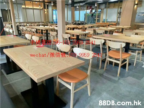 wechat/微信號。 9959 25 .hk  Property,Table,Room,Restaurant,Furniture