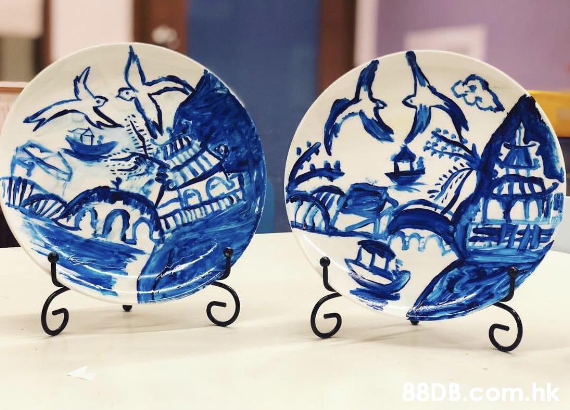.hk  Blue and white porcelain,Porcelain,Product,Dishware,Plate