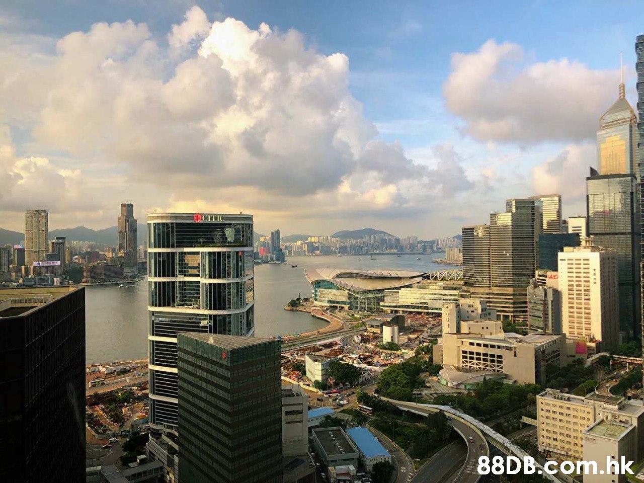 TCITI .hk  Metropolitan area,City,Urban area,Cityscape,Sky