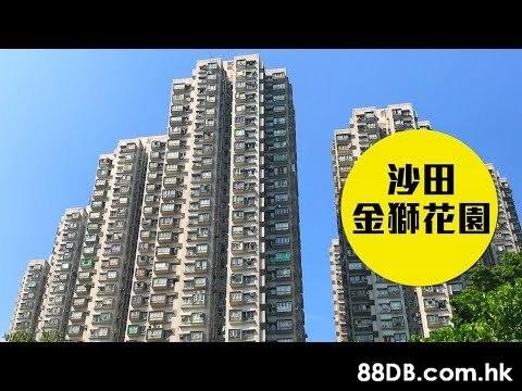田很 金獅花園 .hk HARRNH  Metropolitan area,Tower block,Condominium,Metropolis,Skyscraper