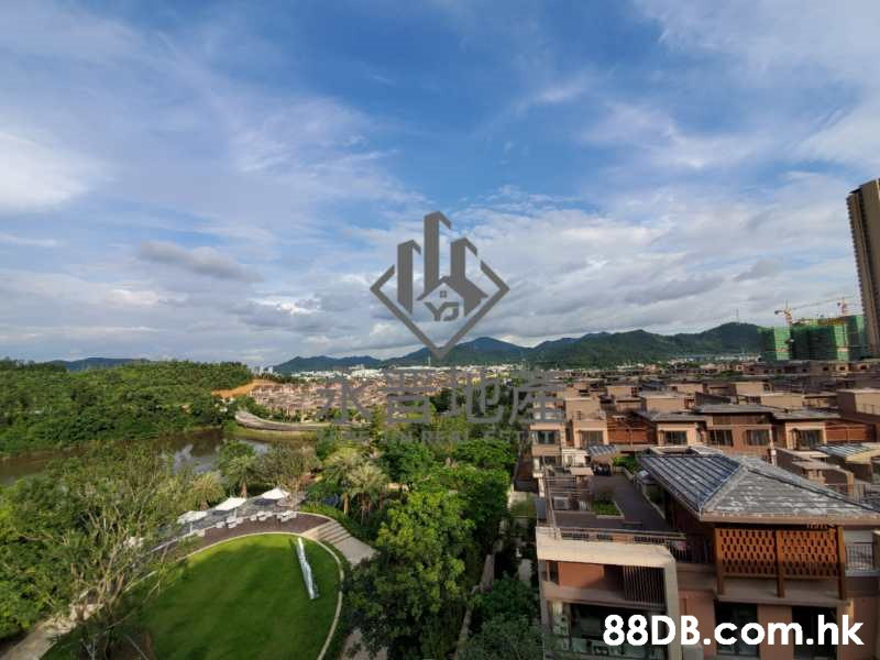 .hk  Sky,Property,Real estate,Residential area,Cloud
