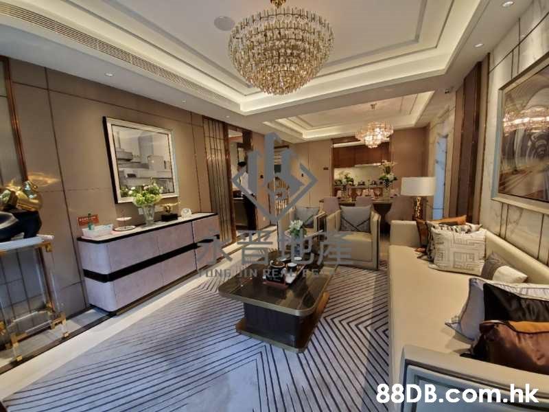 INE IN REA .hk,Ceiling,Property,Interior design,Living room,Room