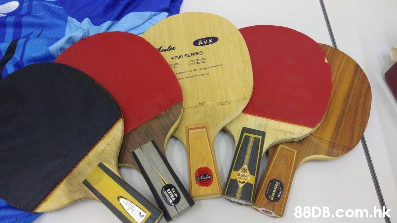 AVX hpalox P700 SERIES Faen246 Avelos ANGY .hk ROSEWOOD LN EXTRA  Table tennis racket,Racket,Ping pong,Matkot,Racquet sport