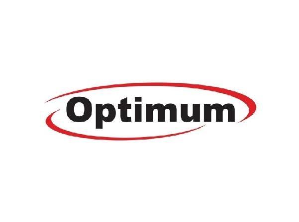 Optimum  Text,Logo,Font,Line,Graphics