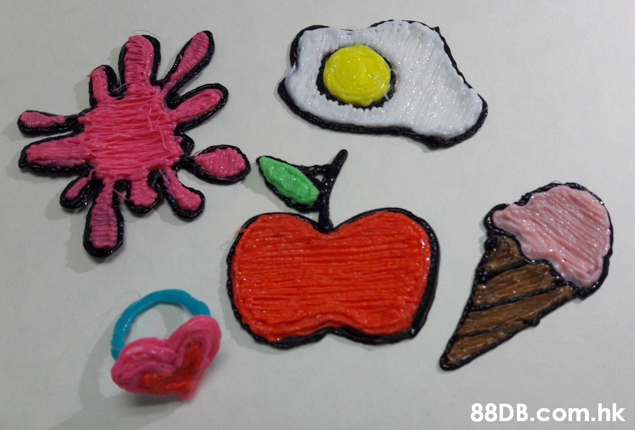 .hk  Pink,Child art,Heart,