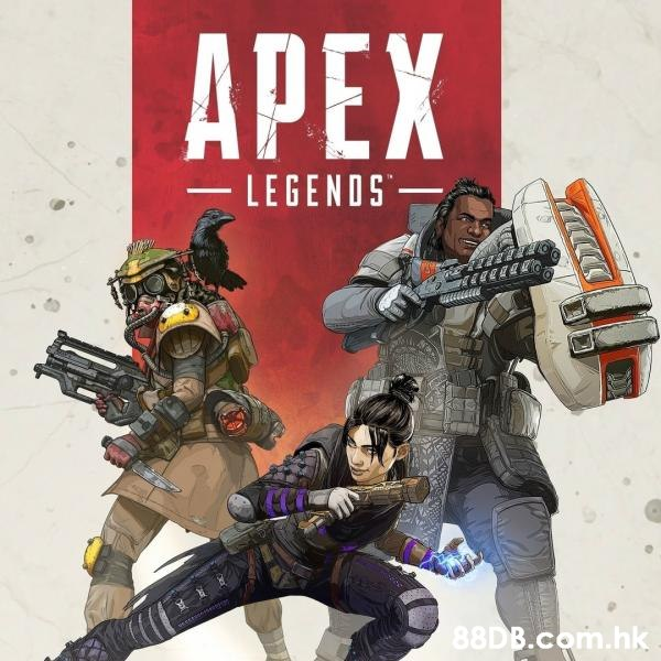 APEX -LEGENDS .hk  Action-adventure game,Pc game,Fictional character,Action figure,Games