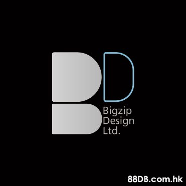 D Bigzip Design Ltd. .hk  Black,Text,Font,Logo,Product