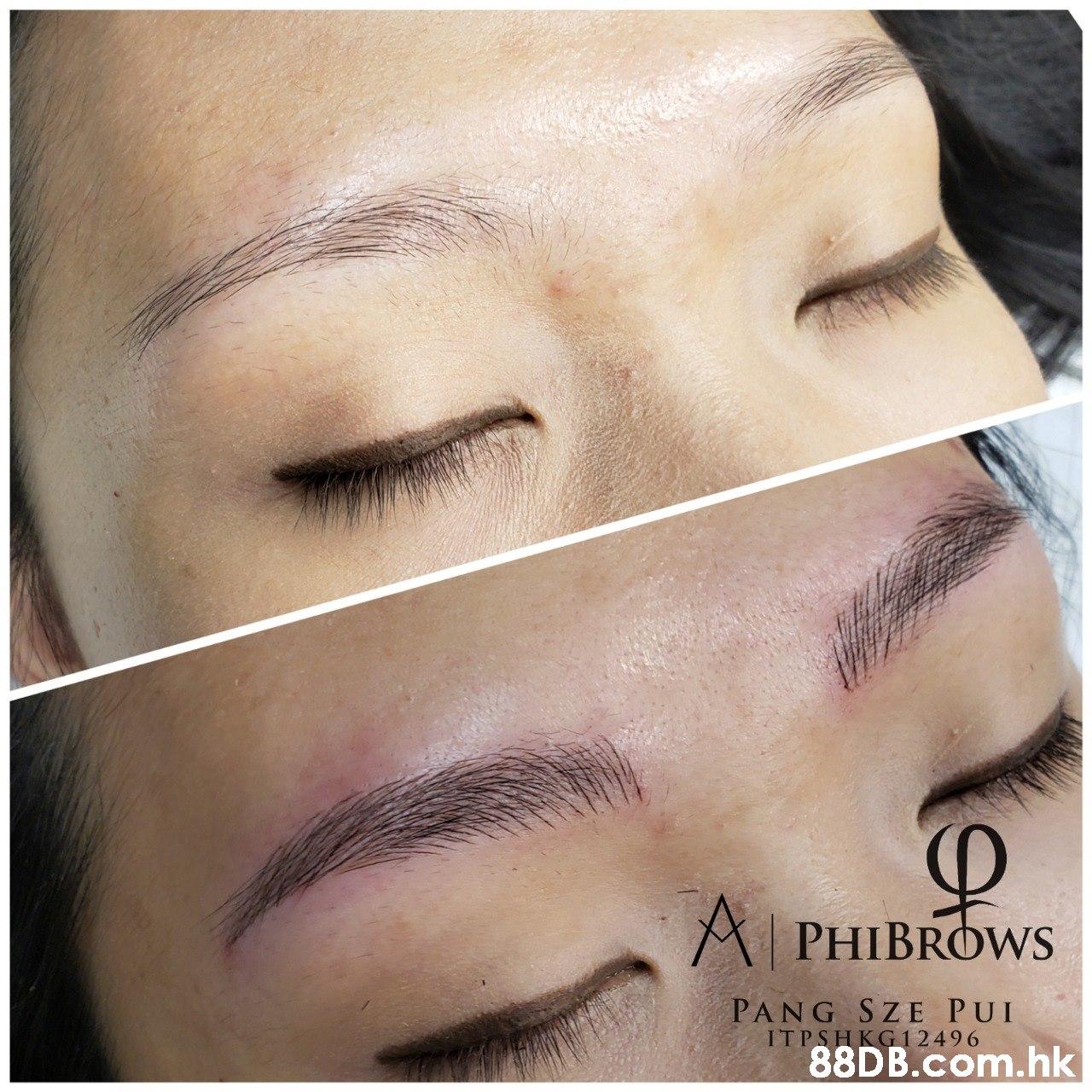 APHIBROWS PANG SZE PUI ITPSHKG 1 2 496 88D B.Com.hk  Eyebrow,Face,Skin,Eyelash,Eye