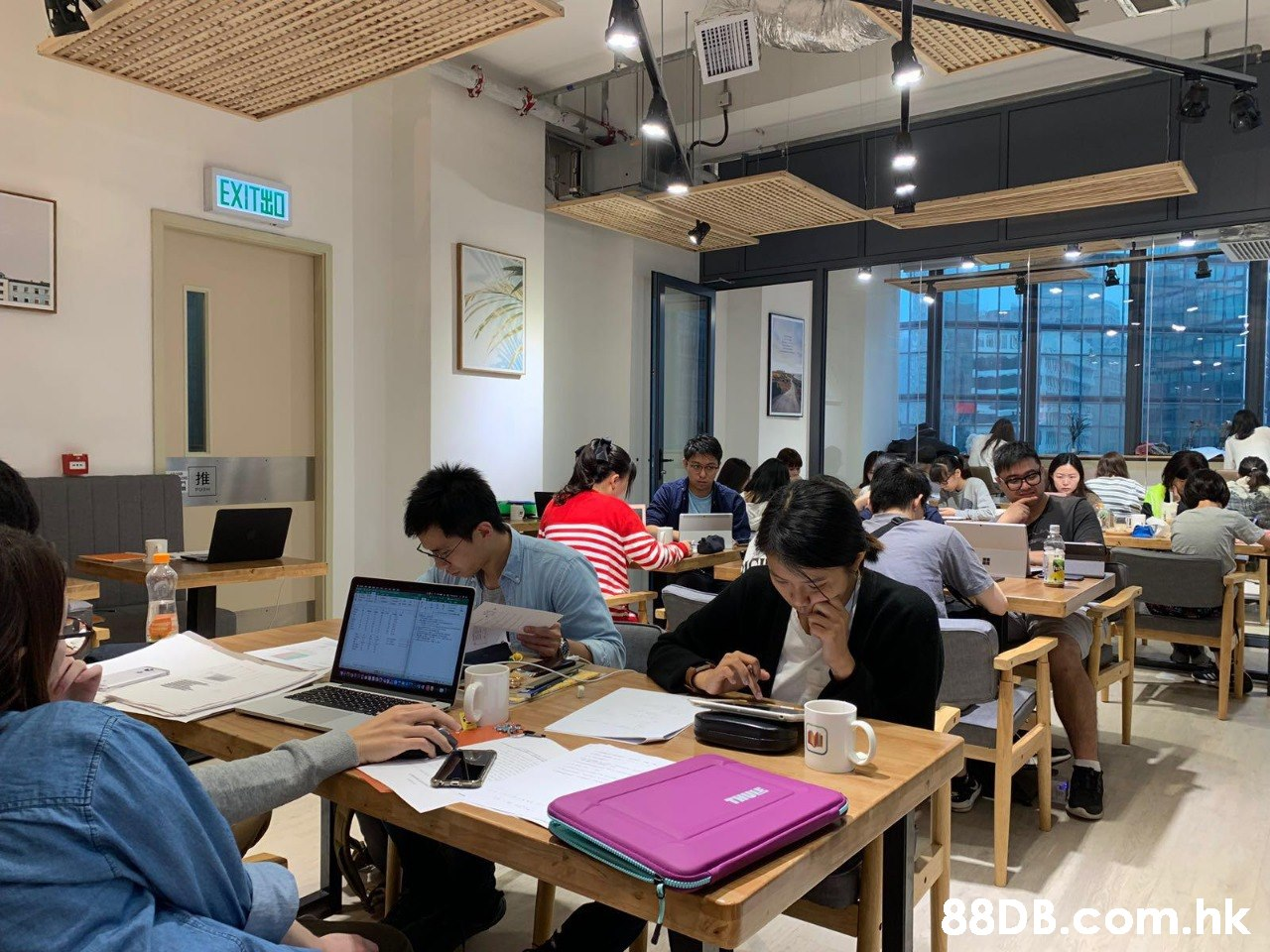 EXIT O 88D B.com.hk,Classroom,Room,Class,Learning,Education