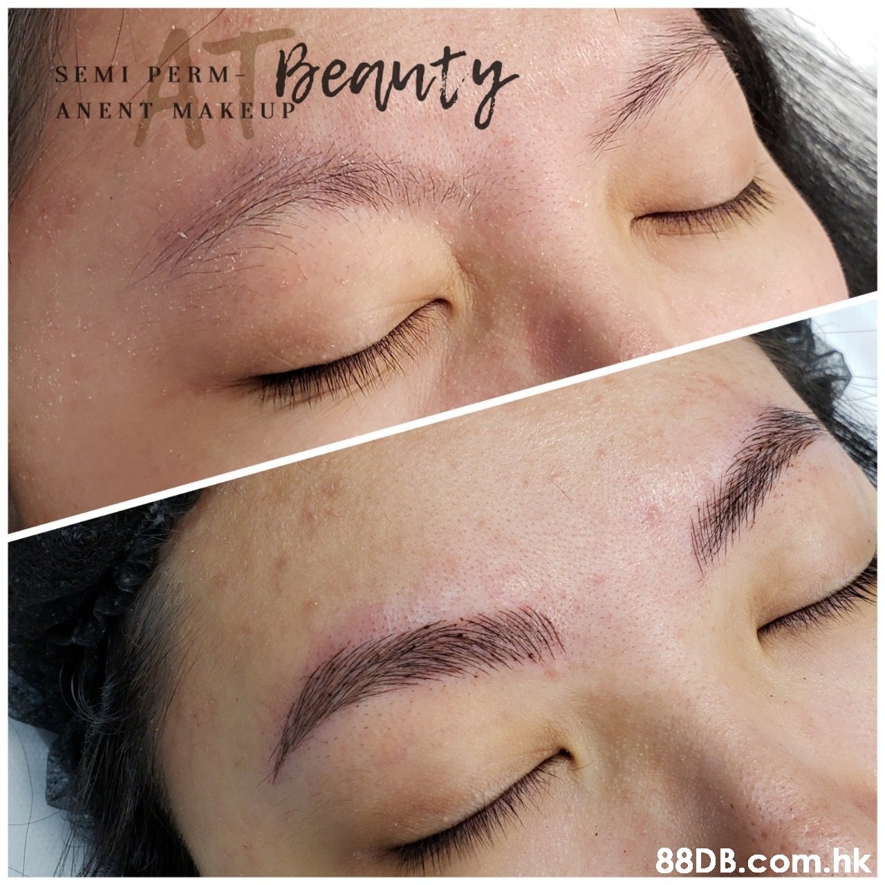 Pennty SEMI PERM ANENT MAKEUP .hk  Eyebrow,Face,Skin,Forehead,Cheek