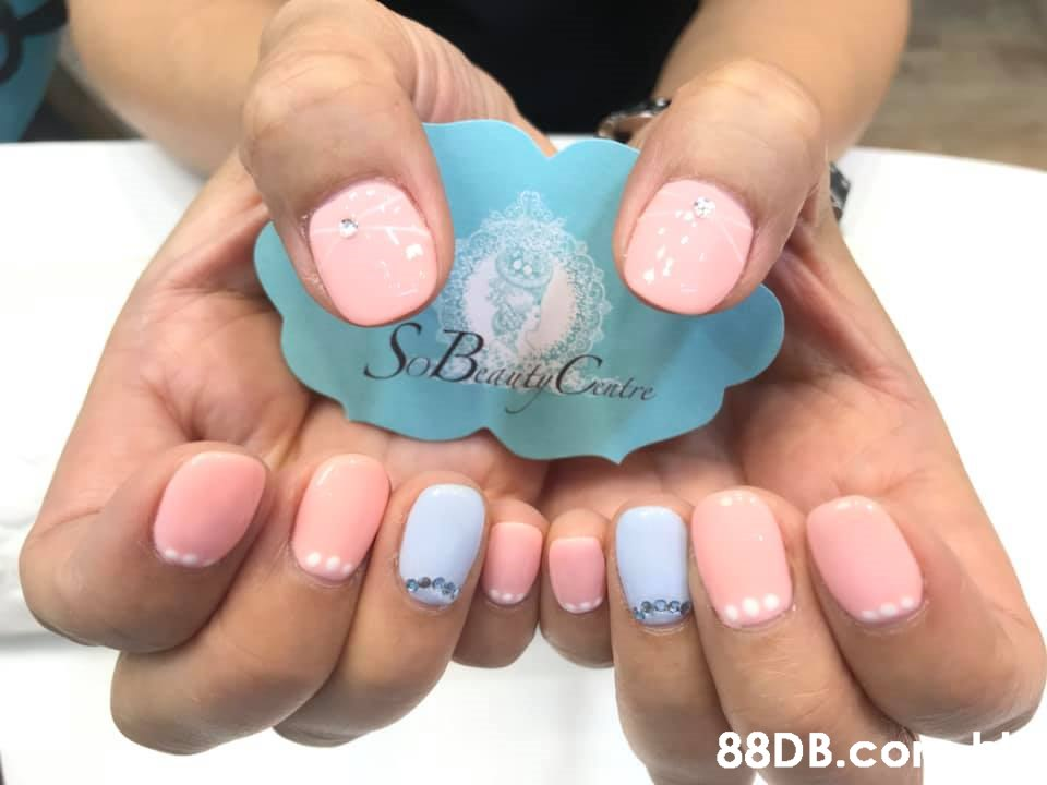 SoBuartn Ceatre 88DB.co  Nail,Cosmetics,Nail polish,Nail care,Blue