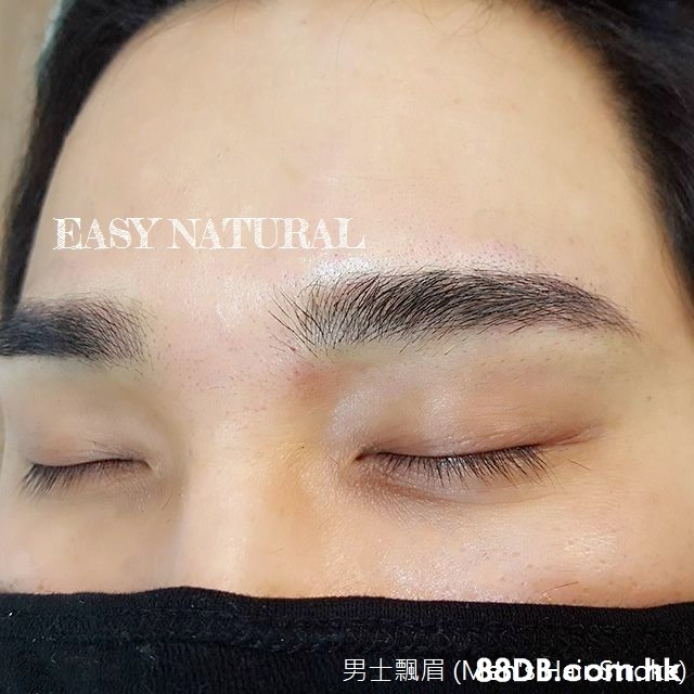 EASY NATURAL (NB8DBloomchko  Eyebrow,Face,Forehead,Skin,Nose