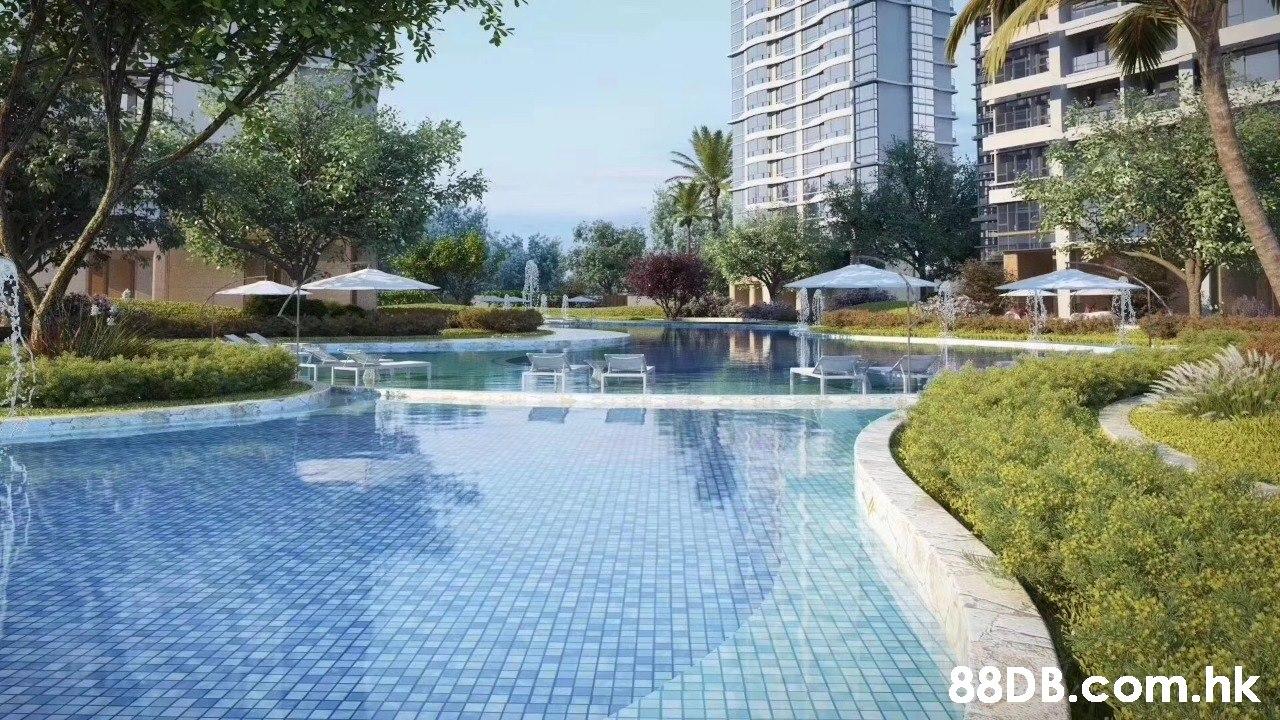 .hk  Swimming pool,Condominium,Property,Building,Real estate