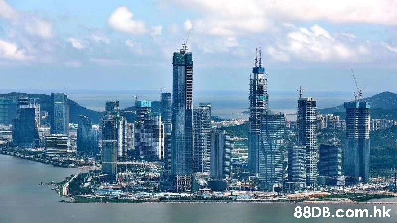 .hk  City,Cityscape,Metropolitan area,Skyline,Skyscraper