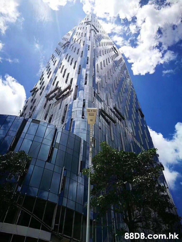 .hk  Landmark,Architecture,Sky,Skyscraper,Daytime