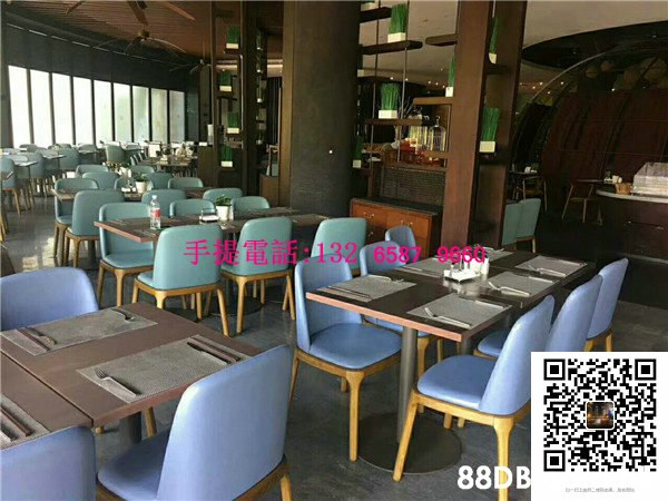 TE132658 88DB  Restaurant,Cafeteria,Table,Building,Room