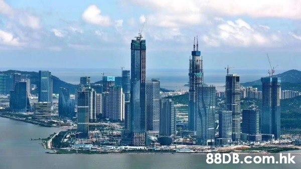 港珠澳大橋正出口 香港上市地產富力地產強力打造5A級寫字樓  內部股東貨