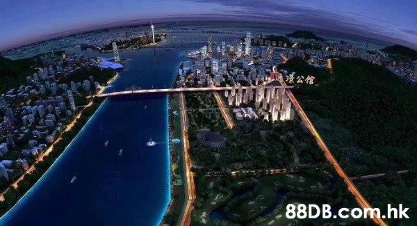 橫琴自貿區最高端住宅  世界500強 央企重點打造 地王隔離純住宅 一成首期45萬上車
