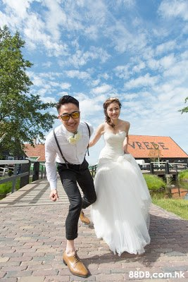 VREPE 88DB,com.hk  Photograph,Bride,Wedding dress,Groom,Bridal clothing