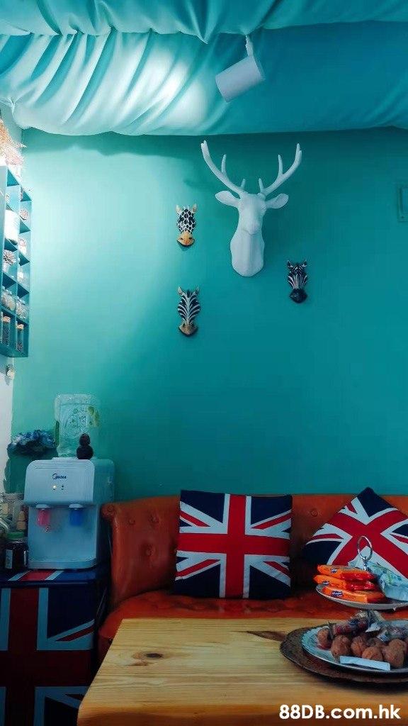 .hk  Turquoise,Blue,Room,Wall,Aqua