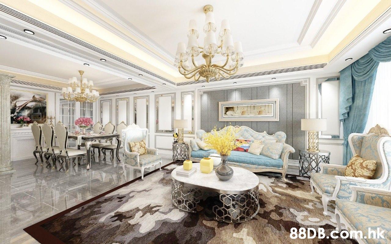 88DB.Com.hk  Room,Property,Ceiling,Interior design,Living room