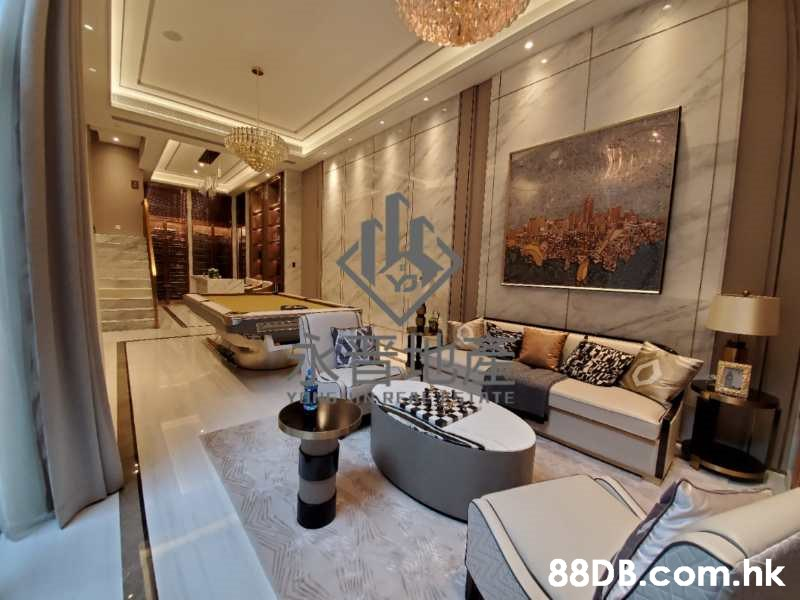 YUNG ARE ATE .hk,Property,Room,Interior design,Living room,Building