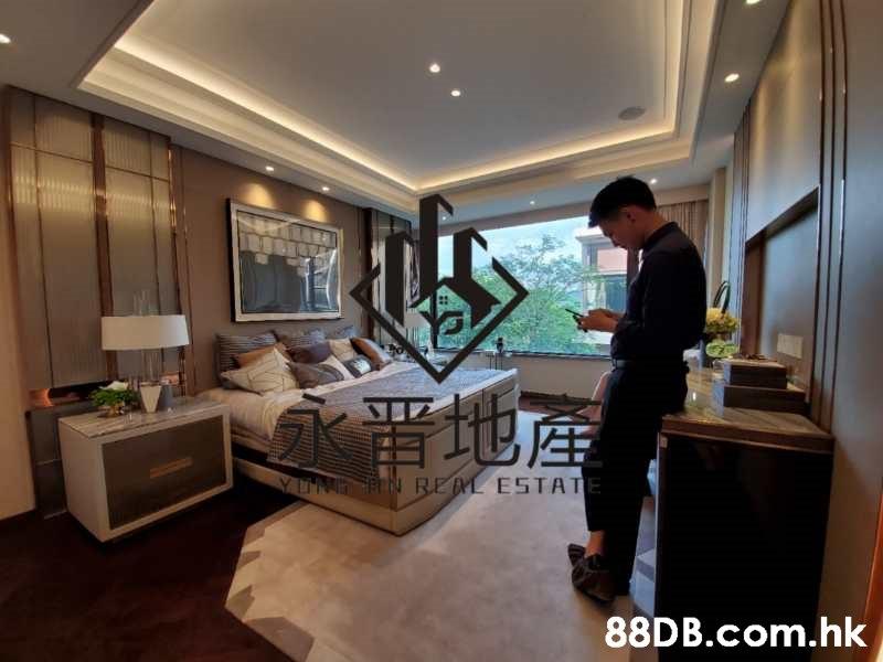 晋地産 YN PTN REML ESTATE .hk  Room,Property,Interior design,Living room,Furniture